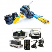 Accuair E-Level Management & ABP Suspension Kit