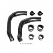 Eventuri Carbon Fibre Charge Pipe Set - BMW F80 M3 | F82 | F83 M4 Coupe | Convertible | F87 M2 Competition