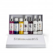 Stjärnagloss Specialist Gift Box - 7X100ml Presentation Pack - Advanced Detailing Stages Sampler