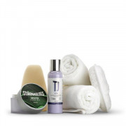 Stjärnagloss Polish And Wax Kit - Polish, Wax, Applicators And Buffing Cloth