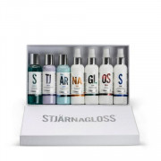 Stjärnagloss Essential Gift Box - 7x100ml Presentation Pack - Intro Detailing Stages Sampler