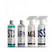 Stjärnagloss Core Four Kit - Shampoo, Polish, Sealant And Detailing Spray