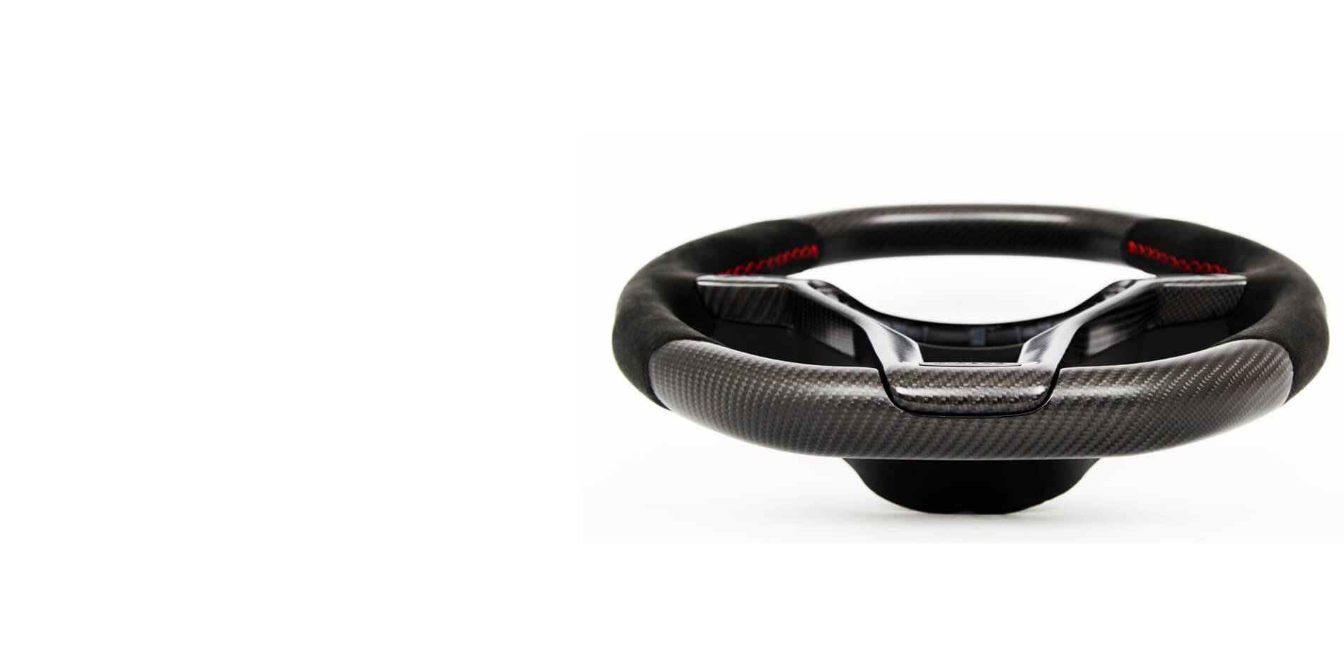 Carbon Fibre Steering Wheel