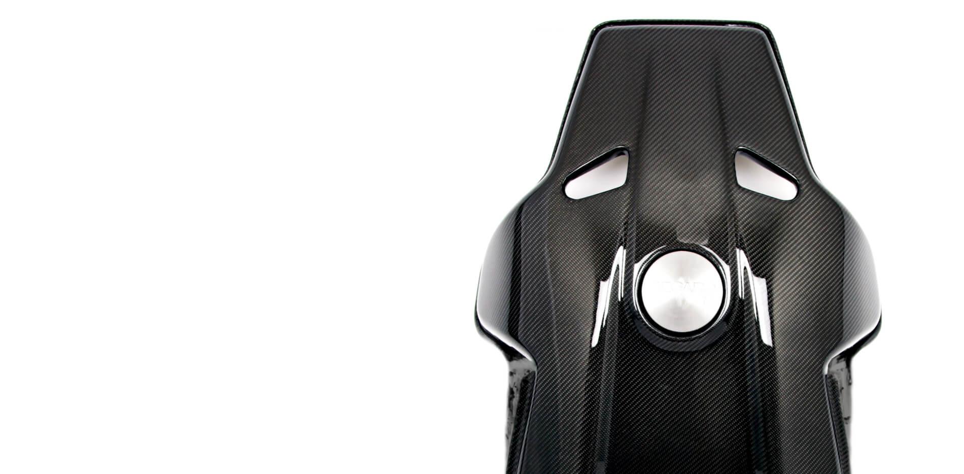 Carbon Fibre Car Seat