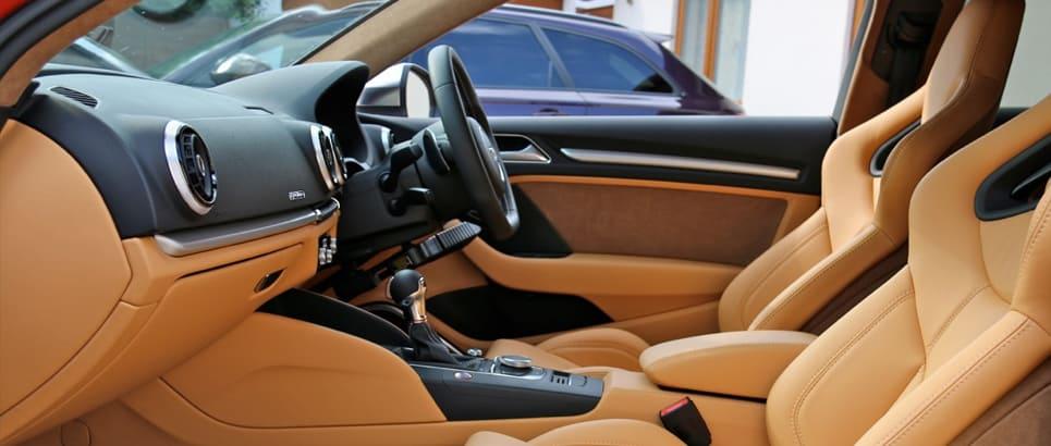 Custom Car Interior Design